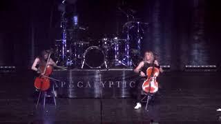 Apocalyptica - Fade to Black (Live at DK Lensoveta 27.03.2018)