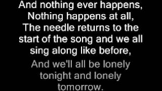 Del Amitri - Nothing Ever Happens video