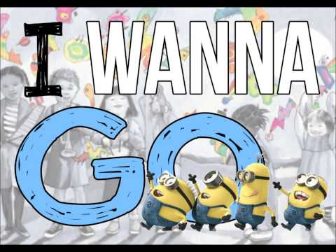 Pharrell Williams - Fun Fun Fun (Despicable Me) Lyrics