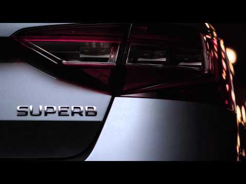 Skoda  Superb Лифтбек класса D - рекламное видео 3