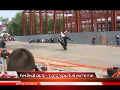 Festival auto-moto/sporturi extreme