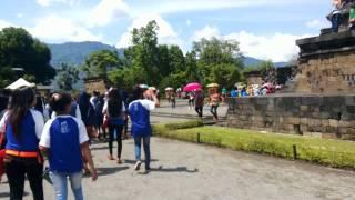 Smpn 1 Sukasari Studytour Candi Borobudur