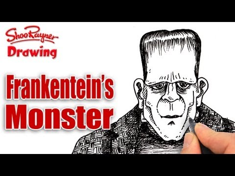 How To Draw Frankenstein's Monster Mp3