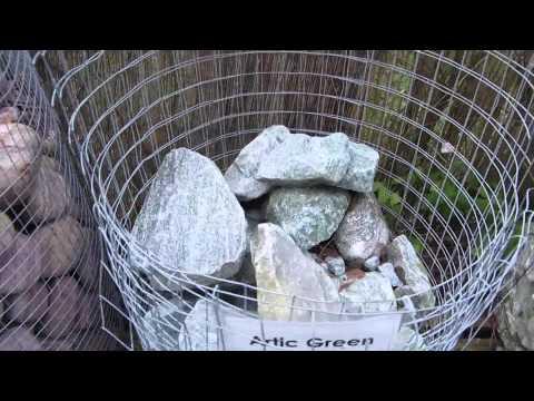 Steine fürs Aquarium   Besuch bei Wasser und Steine