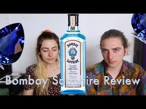 Bombay Sapphire Gin Review – WIT26′?