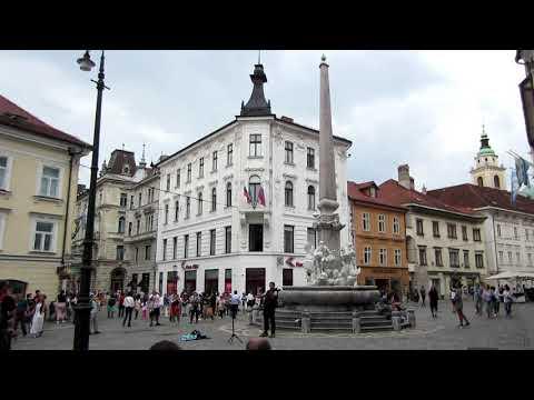 Glasba v stari Ljubljani - violina