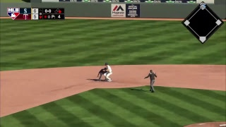 MLB CPU vs CPU League: Mariners (5-2) @ Twins (2-5)