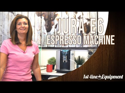 Review of: The Jura E6 with Diane