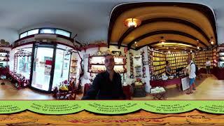 """360 VR видео Тенерифе:Чайный магазин """"CABANA DEL TE"""" в Santa Cruz De Tenerife"""