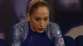 Lisa Mason - Floor - 1999 Glasgow Grand Prix
