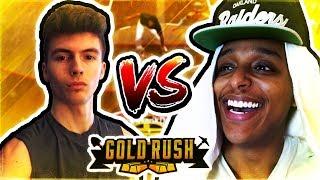 AGENT 00 vs HANKDATANK GAME OF THE YEAR - GOLD RUSH NBA 2K19