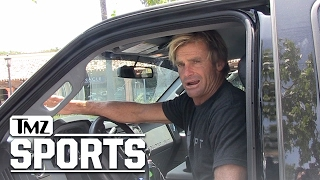 LAIRD HAMILTON SHARKS SNIFF OUT WOMEN ON PERIODS (Science Be Damned) | TMZ Sports