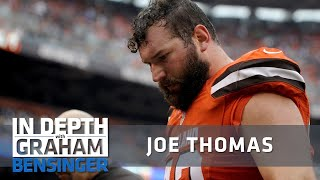 Joe Thomas: Losing in NFL is hardest thing in any sport