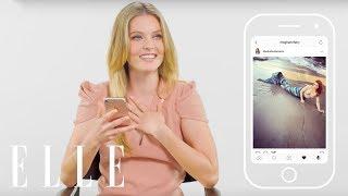 Meghann Fahy stalke ses co-stars sur instagram pour le magazine ELLE