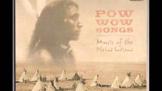 War Dance Song - Powwow Songs Music Of The Plains Indians