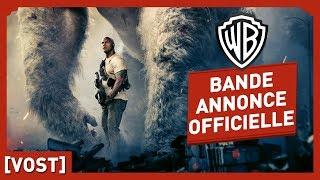 Trailer of Rampage : Hors de contrôle (2018)