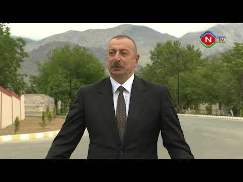 İnkişaf edən Naxçıvan - 05.08.2021