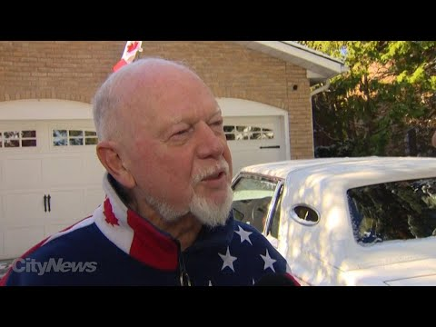Don Cherry on what he meant by 'you people' in divisive poppy comments