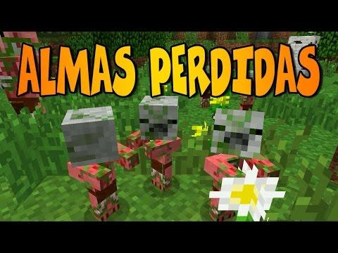 ALMAS PERDIDAS | THROWABLE STUFF MOD| Minecraft Mod Review