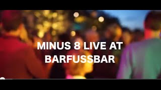 DJ Minus 8 - auch als Duo mit Sängerin / Saxophonist / Gitarrist video preview