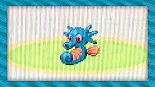 Horsea  - (Pokémon) - Live Shiny Horsea After 18,657 Fishing Encounters! (Pokémon FireRed)