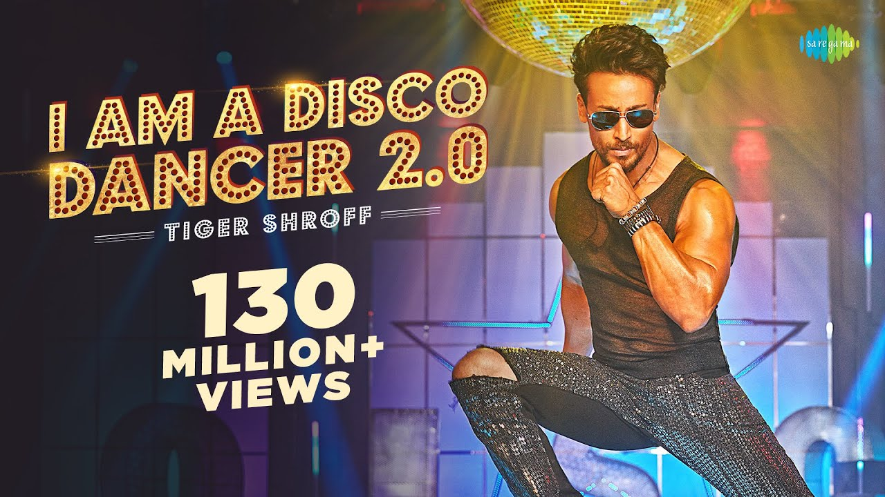 Tiger Shroff | I Am A Disco Dancer 2.0 | Benny Dayal | Salim Sulaiman | Bosco | Official Music Video - Benny Dayal Lyrics