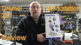 Dremel 220 Workstation Review and Demonstration