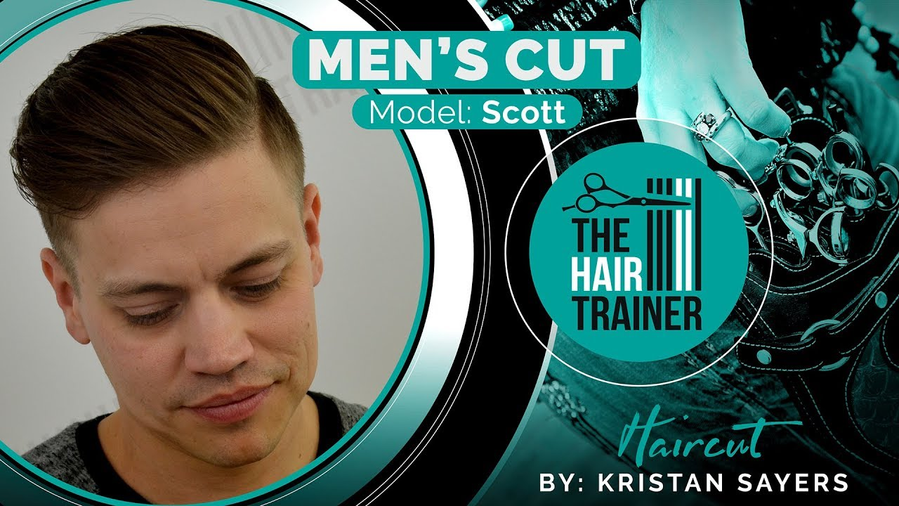 Scott - Men's Cut