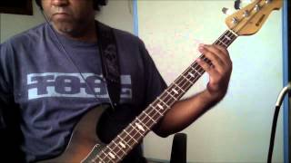 ANTHRAX * 1000 POINTS OF HATE *  BASS COVER
