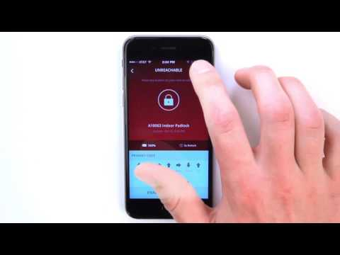 Screen capture of Master Lock 4400D & 4401DLH - Change Unlock Modes