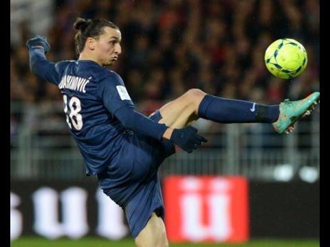 Gol gol Mustahil Zlatan Ibrahimovic - Skill dewa