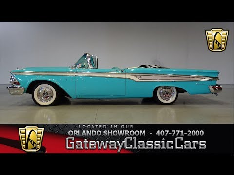 1959 Edsel Corsair for Sale - CC-1039145