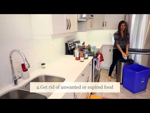 10 Refrigerator cleaning and organizing tips