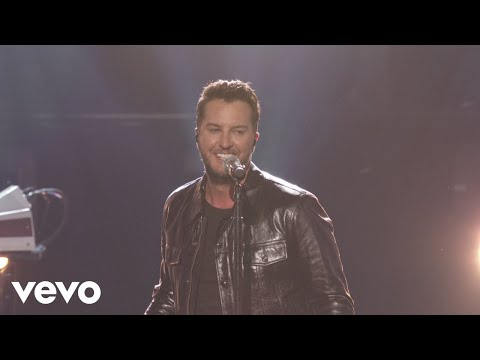 Luke Bryan Knockin Boots Live From The 54th Acm Awards