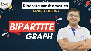 Part-13 bipartite graph in discrete mathematics in hindi example definition complete graph theory