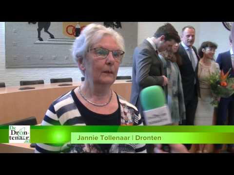 VIDEO | Jannie Tollenaar vindt het doodgewoon dat ze naar mensen omkijkt