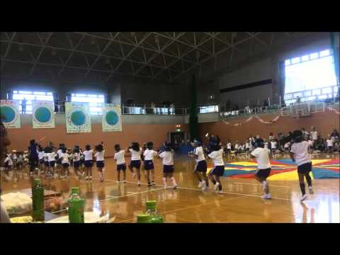 27 10 3 大郷幼稚園運動会