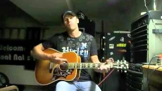 Jack Daniels by Eric Church (cover) Travis Gibson