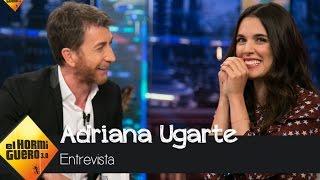 ¿Cómo fue el primer amor de Adriana Ugarte? - El Hormiguero 3.0