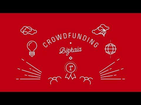 Crowdfunding Bizkaia lanza su plataforma para proyectos locales, innovadores o con impacto social.