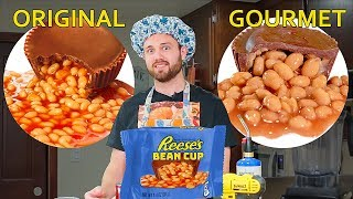 """""""Scientist"""" Attempts to Make Gourmet Bean Cups"""