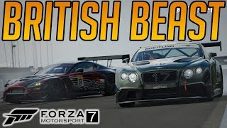 Forza 7 The Bentley Beast