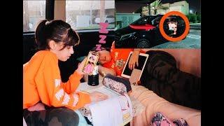 تحدي 24 ساعة داخل السيارة  🚘| OverNight In Baba Car