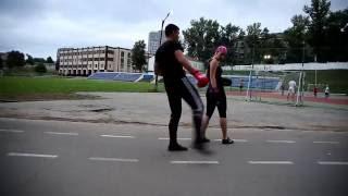 Кикбоксинг за 2 года тренировок до чемпиона мира.видео уроки.Мотивация
