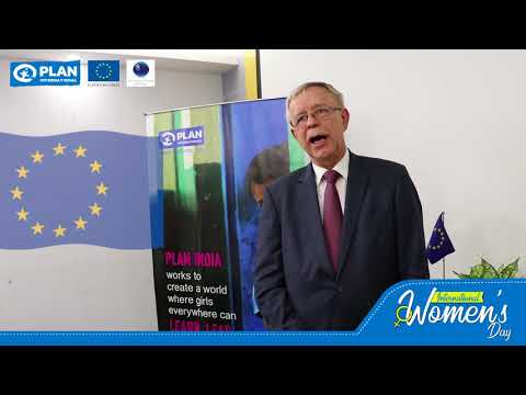 International Women's Day - EU Ambassador