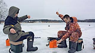О рыбной ловля плотвы весной со льда