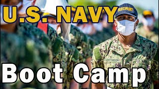 U.S. Navy Boot Camp