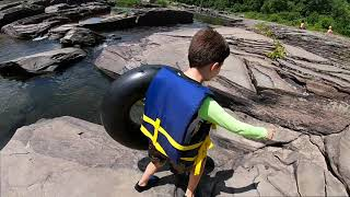 Delaware River Pennsylvania - New York - FreeStyle FPV - Drone