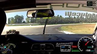 preview picture of video 'Porsche Carrera Cup Italia - Misano Adriatico (2012) - Matteo Malucelli (Gara 2)'