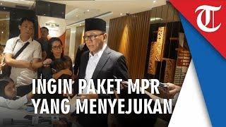 Zulkifli Berharap Pemilihan Paket Pimpinan MPR Bisa Sejuk